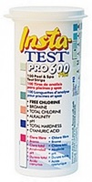 Insta-TEST PRO 600 Plus Pool and Spa Test Strips.
