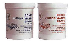 Boxer Underwater Epoxy Repair Kit.