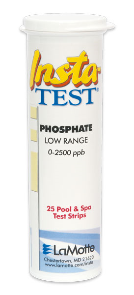 Insta-Test Phosphate Pool & Spa Test Strips