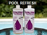 TotalTrap Pool Refresh removes phosphates and heavy metals