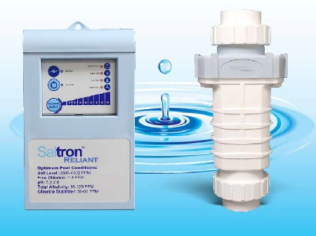 Salt Chlorine Generators, for pools of all types.