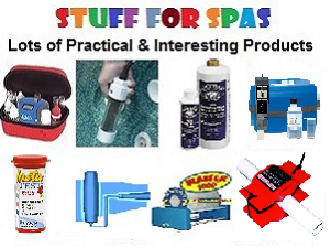 Stuff for Spas.