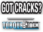 Torque-Lock Concrete Crack Repair System.